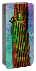 Saguaros Portable Battery Charger