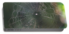 Said The Spider.... Portable Battery Charger