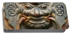 Saigon Door Knocker Portable Battery Charger by For Ninety One Days
