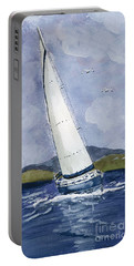Sail Away Portable Battery Charger