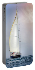 Sailboat 9 Portable Battery Charger