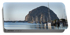Sailboats In Morro Bay Portable Battery Charger