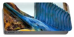Sailfish Blue  Portable Battery Charger