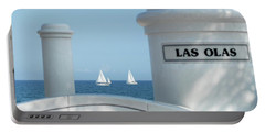 Sailing Las Olas Portable Battery Charger