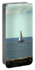 Sailing On Crystal Sound Portable Battery Charger