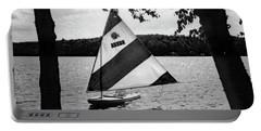 Sailing On Lake Dunmore No. 1-1 Portable Battery Charger