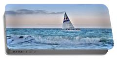 Sailing Santa Cruz Portable Battery Charger