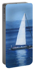 Sailing The Blues Portable Battery Charger