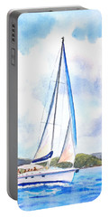 Sailing The Islands 2 Portable Battery Charger