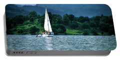 Sailing The Lakes Portable Battery Charger