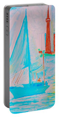 Sailing Toronto, Canada Portable Battery Charger