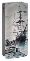 Sailing Vessel Pandora Portable Battery Charger