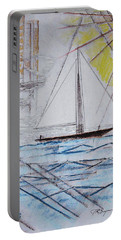 Sailors Delight Portable Battery Charger by J R Seymour