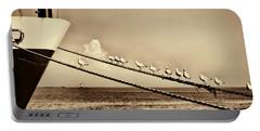 Sailors V2 Portable Battery Charger by Douglas Barnard