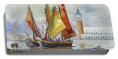 Sails 10 - Venice San Marco Portable Battery Charger