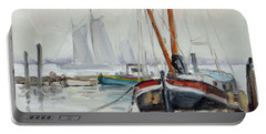 Sails 5 - Dutch Canal Portable Battery Charger