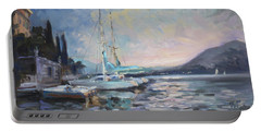 Sails 8 - Lake Como Varenna Portable Battery Charger