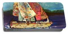 Sails Away Portable Battery Charger
