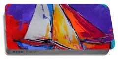 Sails Colors Portable Battery Charger