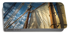 Sails In The Breeze Portable Battery Charger