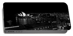 Sails In The Night Portable Battery Charger