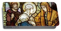 Saint Anne's Windows Portable Battery Charger