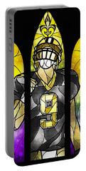 Saint Brees Portable Battery Charger