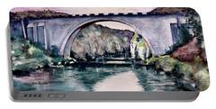 Saint Bridge Portable Battery Charger by Geni Gorani
