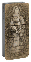Saint Cecelia Portable Battery Charger