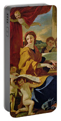 Saint Cecilia Portable Battery Charger
