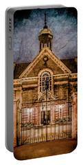 Oxford, England - Saint Hugh's Portable Battery Charger