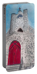 Saint James Episcopal Church Portable Battery Charger