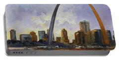 Saint Louis Skyline 3 Portable Battery Charger