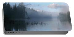 Saint Mary Lake Portable Battery Charger