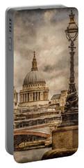 London, England - Saint Paul's Portable Battery Charger