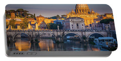 Saint Peters Basilica Portable Battery Charger