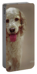 Saint Shaggy Portrait 30 Portable Battery Charger