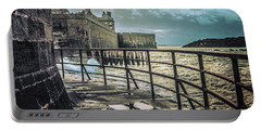Saint-thomas's Gate In Saint-malo Portable Battery Charger