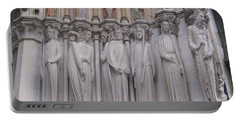 Saints At St. John The Divine Portable Battery Charger