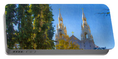 Saints Peter And Paul Church Portable Battery Charger