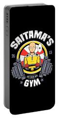 Saitama's Portable Battery Charger