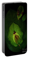 Salal Leaves Portable Battery Charger