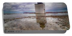Salem Harbor High Tide Portable Battery Charger