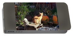 Salem In The Garden Portable Battery Charger