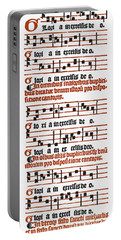 Salisbury Missal, 1555 Portable Battery Charger
