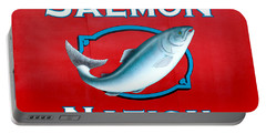 Salmon Nation Portable Battery Charger