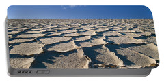 Salt Flats Death Valley National Park Portable Battery Charger