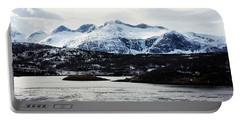 Saltstraumen Portable Battery Charger by Tamara Sushko