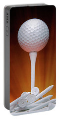 Salute To Golf Portable Battery Charger