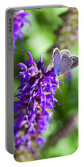 Salvia's Small Visitor Portable Battery Charger